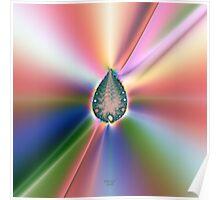 'Kirlian Seed' Poster