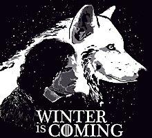 Let it Snow by Rainey April