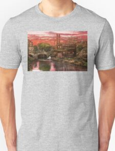 City - Richmond VA - After the fighting stopped - 1865 Unisex T-Shirt