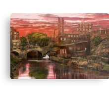 City - Richmond VA - After the fighting stopped - 1865 Metal Print