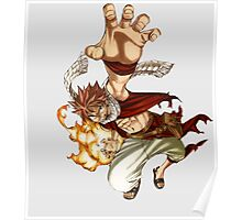 Natsu Fairy Tail Poster