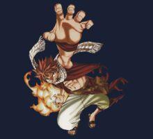 Natsu Fairy Tail Kids Clothes