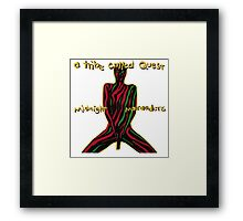 A tribe called quest - Midnight Marauders Framed Print