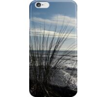 Visions of peace a winter scene  iPhone Case/Skin