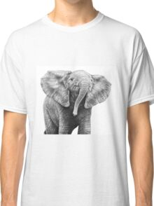Baby African Elephant Classic T-Shirt