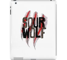 SOUR WOLF iPad Case/Skin
