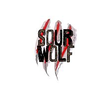 SOUR WOLF by thescudders