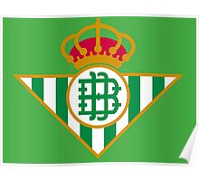 Real Betis Balompié Poster