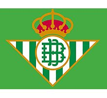 Real Betis Balompié Photographic Print