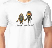 Master Chief & Grunt Unisex T-Shirt