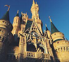Cinderella Castle by claudiaiarce