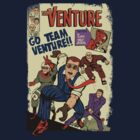 Venture Comics: Team Venture by Creative Outpouring