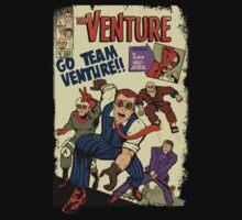 Venture Comics: Team Venture Kids Tee