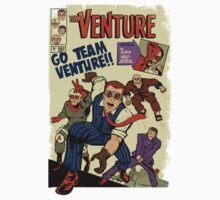 Venture Comics: Team Venture One Piece - Short Sleeve