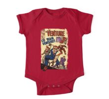 Venture Comics: Team Venture One Piece - Short Sleeve