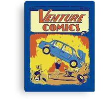 Venture Comics: Brock (first appearance) Canvas Print