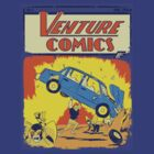 Venture Comics: Brock (first appearance) by Creative Outpouring