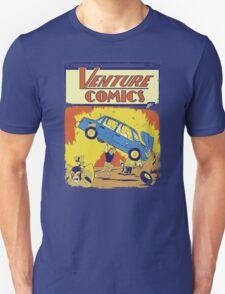 Venture Comics: Brock (first appearance) Unisex T-Shirt