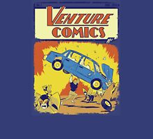 Venture Comics: Brock (first appearance) Womens Fitted T-Shirt