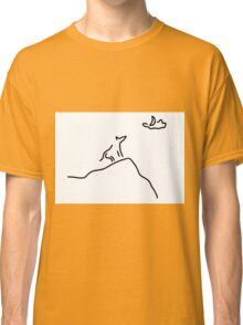 wulf and moon Classic T-Shirt