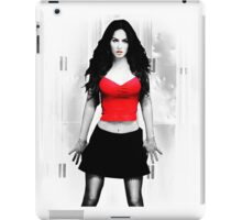 Megan__desire iPad Case/Skin
