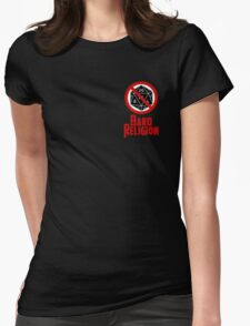 Bard Religion 2 Womens Fitted T-Shirt
