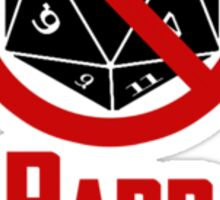 Bard Religion 2 Sticker