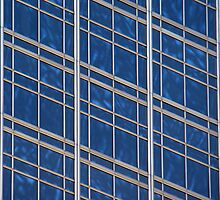 Abstract windows by Gabriel Skoropada