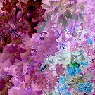 my garden 9 by Colleen Milburn