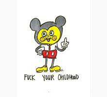 Mickey Squarepants Unisex T-Shirt