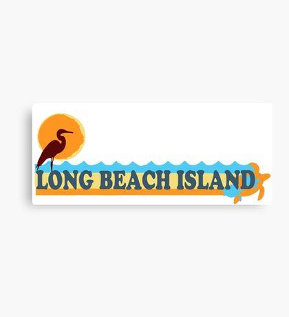 LBI - Long Beach Island NJ. Canvas Print