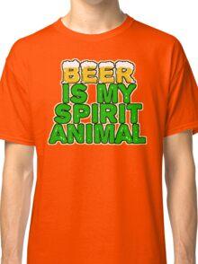Beer Spirit Animal Classic T-Shirt