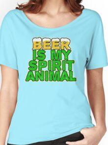Beer Spirit Animal Women's Relaxed Fit T-Shirt