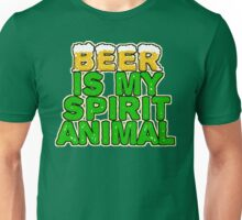 Beer Spirit Animal Unisex T-Shirt