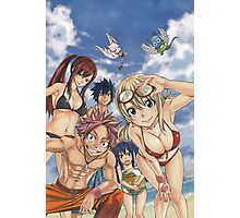 Fairy Tail Friends  Photographic Print