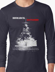 Bismarck - Battleship Long Sleeve T-Shirt