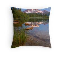 Majestic Glow Throw Pillow