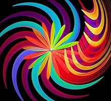 Blossom Swirl by Chazagirl