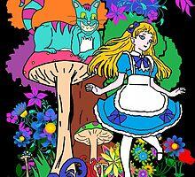 Wonderland Memories by FlyingDreamer