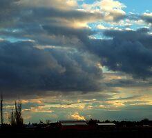 STORMY SKIES by Jan  Tribe