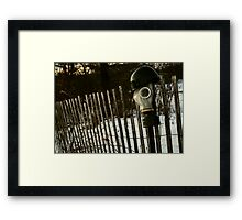What Happened To The Post-War Dream? Framed Print