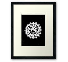Koalaty Framed Print