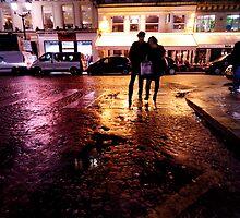 In Paris, in love by ozczecho