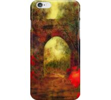 Ye olde railway bridge'... iPhone Case/Skin