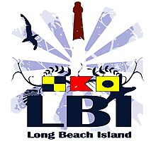 LBI - Long Beach Island NJ. Photographic Print