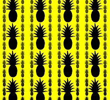 Pineapple - true yellow by Mark McKinney