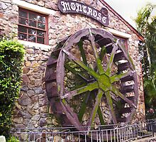 Wheel of Fortune by Huey