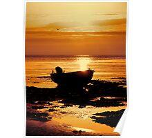 """Golden Tide"" Poster"
