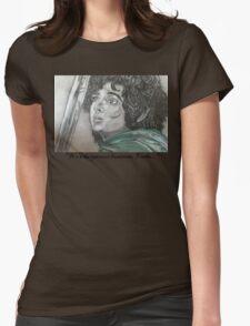 Dangerous Business Womens Fitted T-Shirt