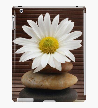Zen Spa Daisy Meditation Tower iPad Case/Skin